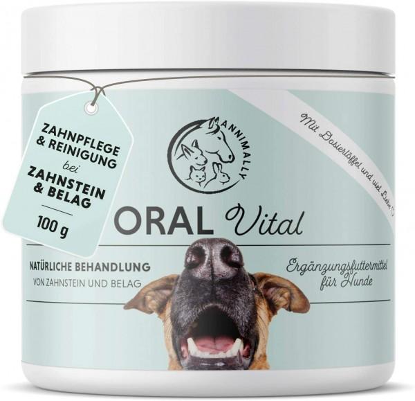 Oral Vital - Zahnpflege für Hunde