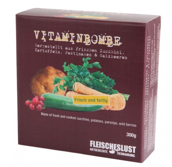 BARF die perfekte Vitaminbombe als Nahrungsergänzung