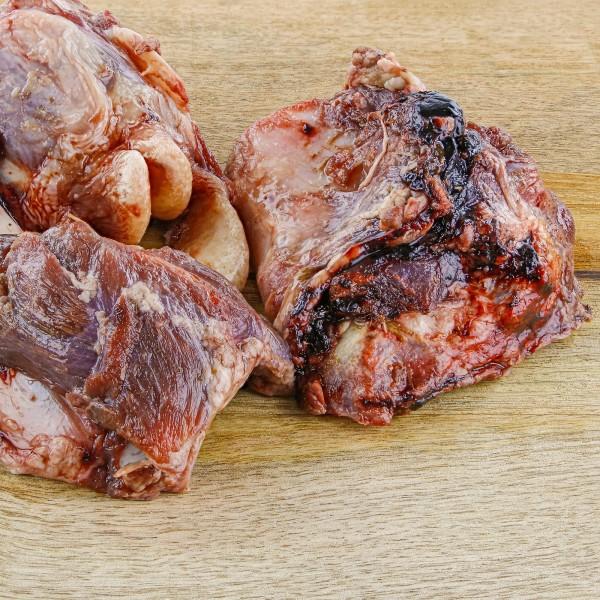 Rinderkehlköpfe 1000g (einzeln entnehmbar)