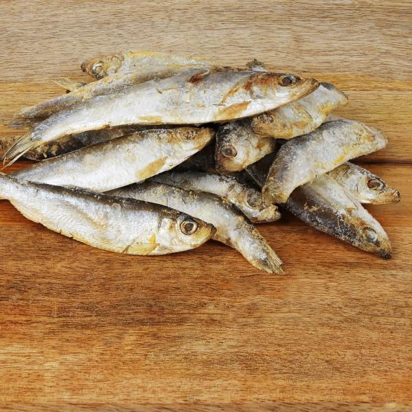 Sprotten - ganze Fische 1kg
