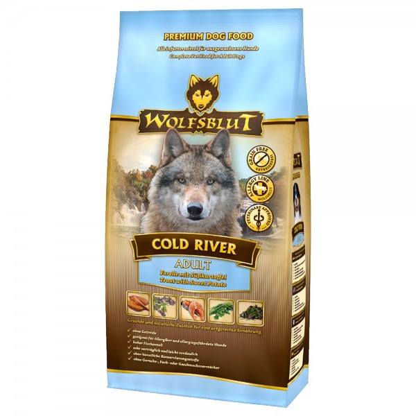Wolfsblut Cold River ADULT 2kg
